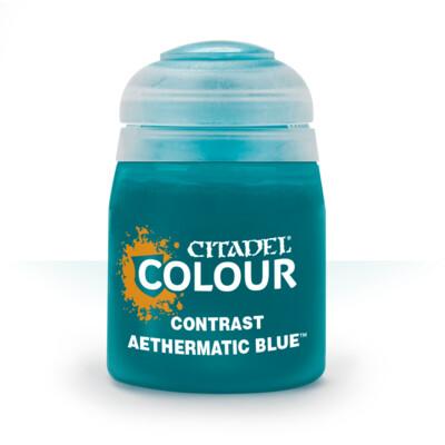 AETHERMATIC BLUE