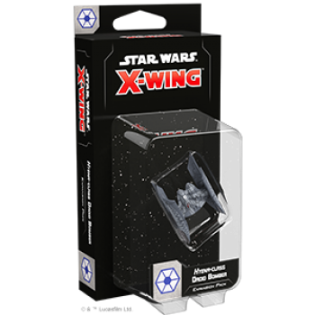 Star Wars X-Wing: Hyena-class Droid Bomber Expansion Pack -(Second Edition- EN)