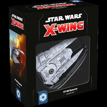 Star Wars X-Wing: VT-49 Decimator Expansion Pack - EN