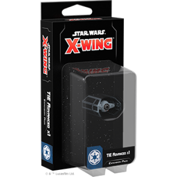 Star Wars X-Wing-TIE Advanced x1 Expansion Pack -  (2nd Edition -EN)