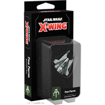 Star Wars X-Wing- Fang Fighter Expansion Pack -  (2nd Edition-EN)