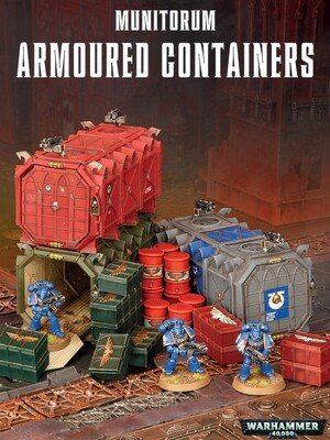 ARMOURED CONTAINERS
