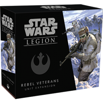 Star Wars Legion: Rebel Veterans Unit Expansion - EN