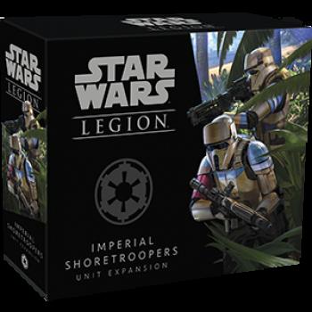 Star Wars Legion: Imperial Shoretroopers Unit Expansion - EN