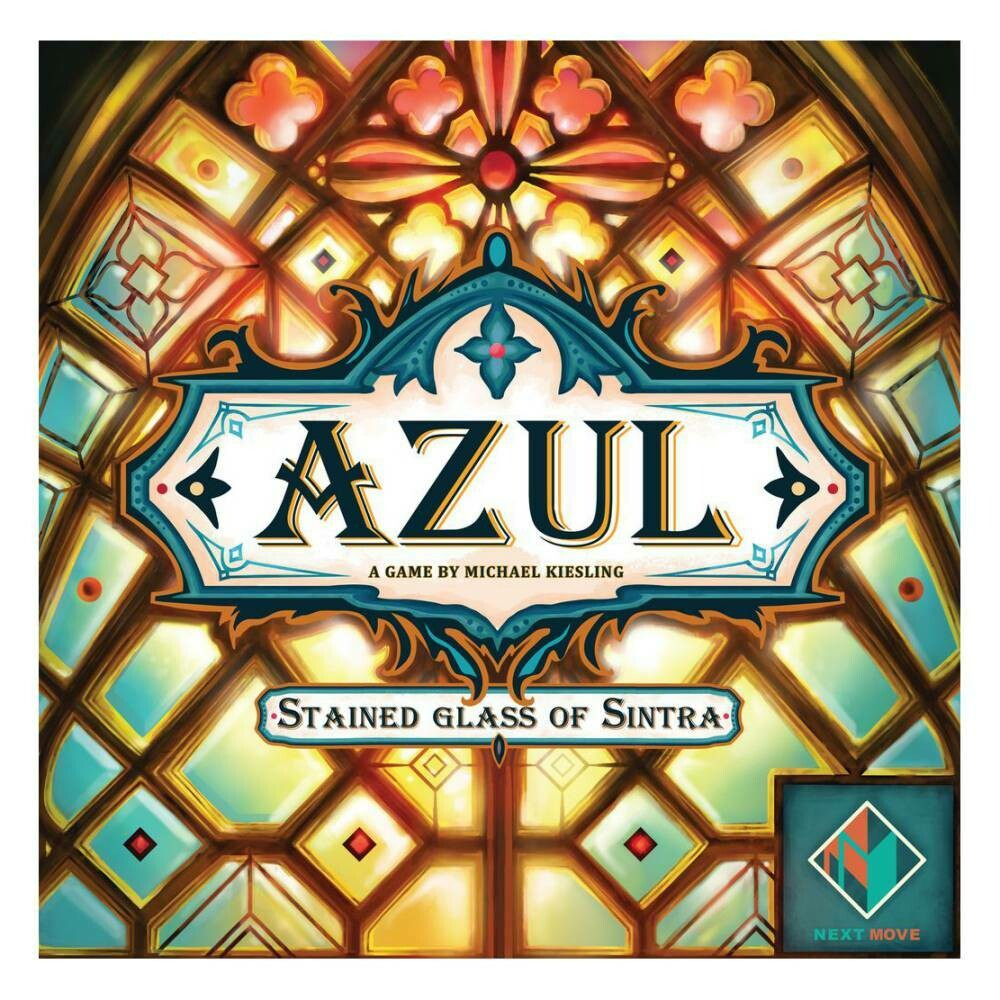 Azul Stained Glass of Sintra (Nordic)