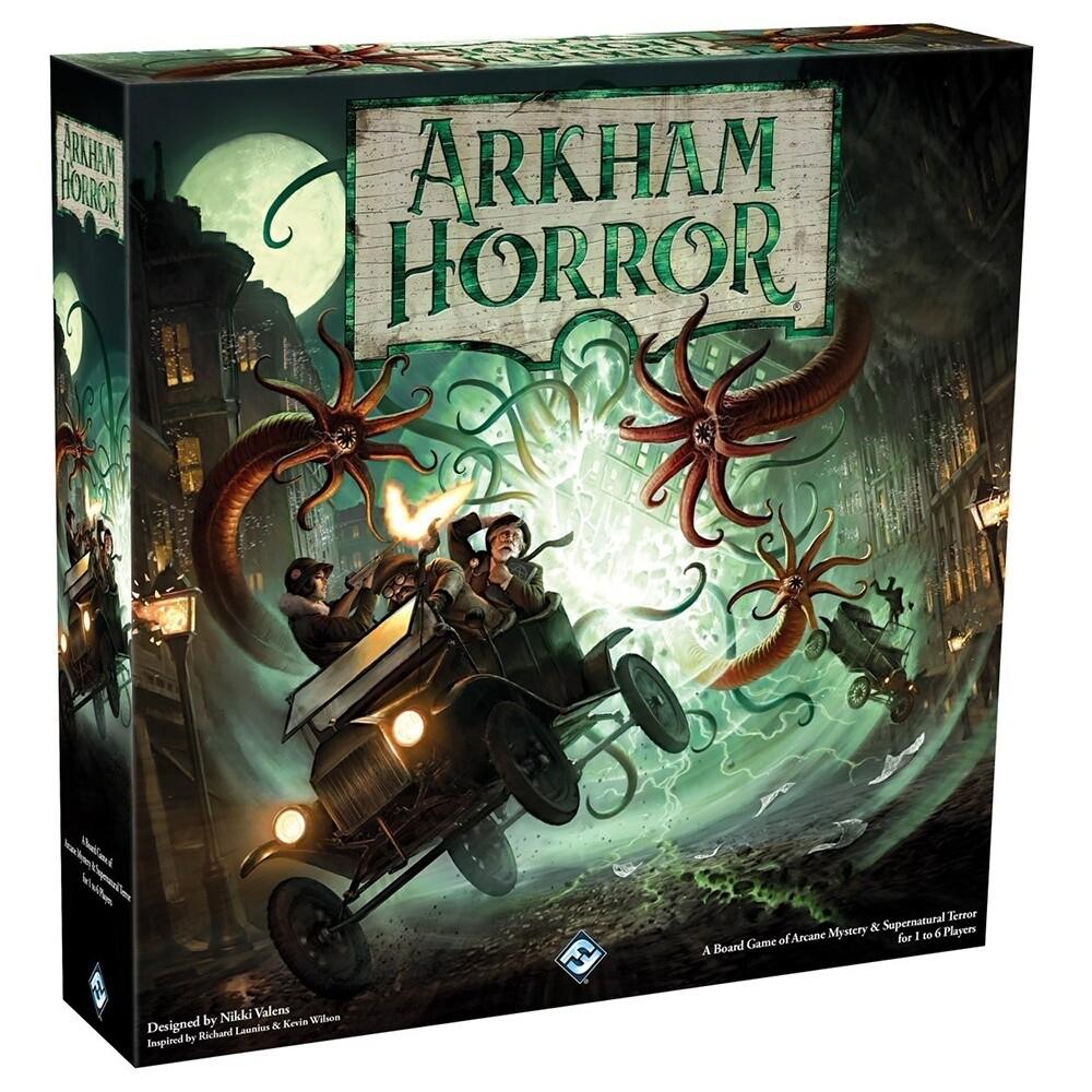 Arkham Horror 3rd. Ed