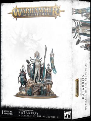 Katakros, Mortarch of the Necropolis