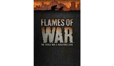 Flames of War Rulebook (LW Ed 128p A4 HB)