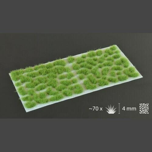 Green (4mm wild)