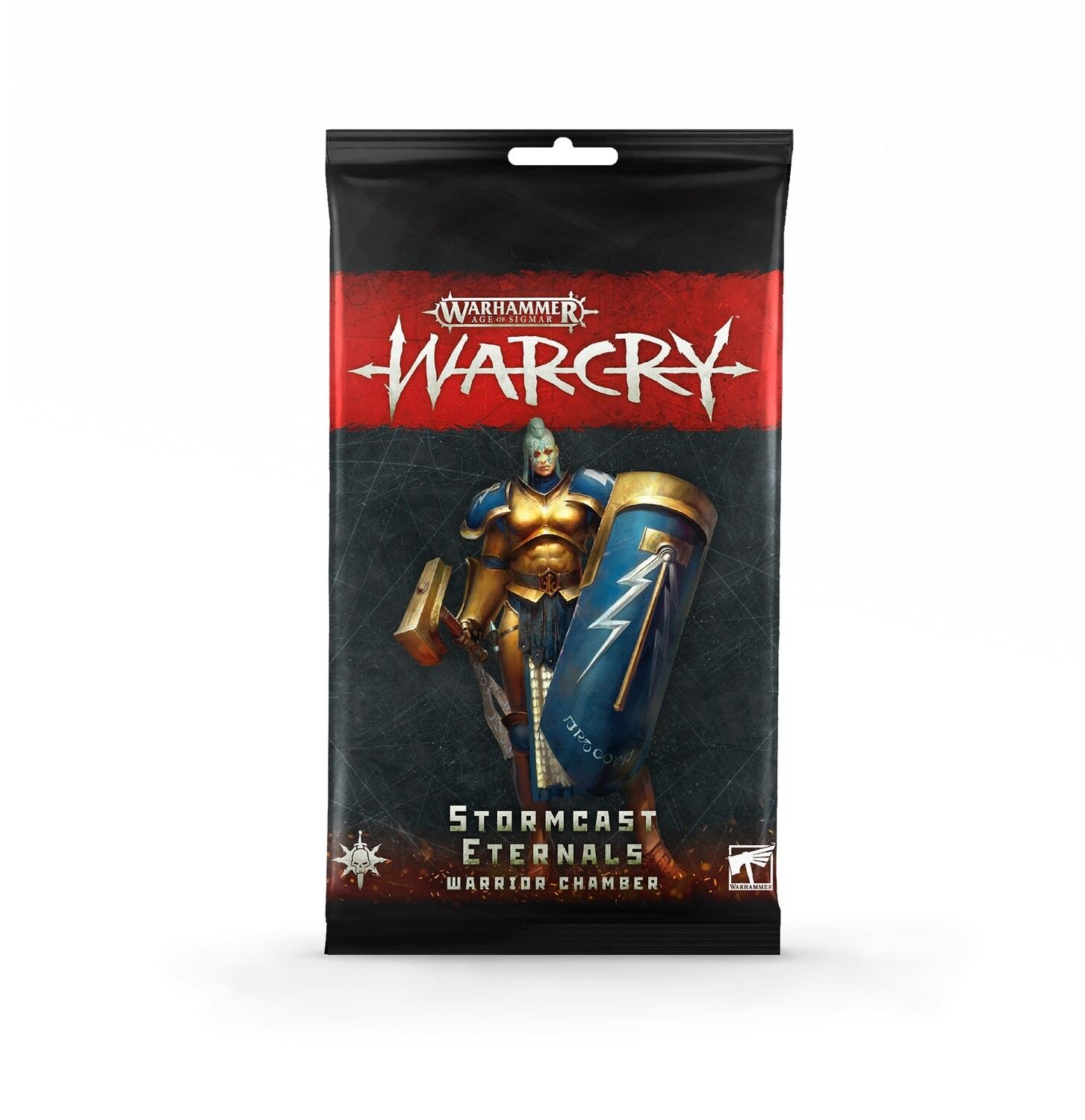 Warcry Card Pack: Stormcast Warrior Chamber