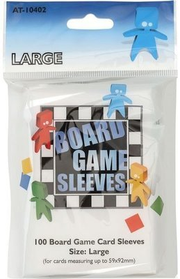 Board Game Sleeves • Large