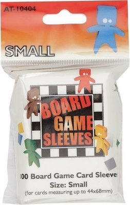 Board Game Sleeves - SMALL