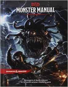 D&D 5th Ed. Monster Manual