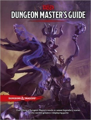 D&D 5th Ed. Dungeon Master's Guide (HC)