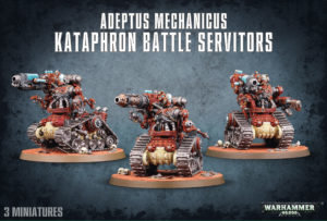Kataphron Battle Servitors