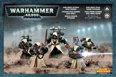 Dark Angels Company Veterans Squad