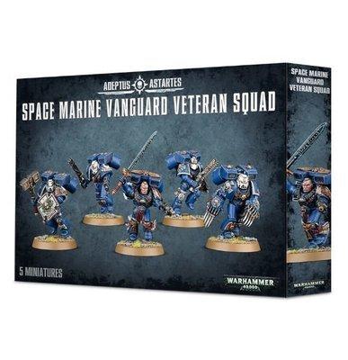 Vanguard Veteran Squad