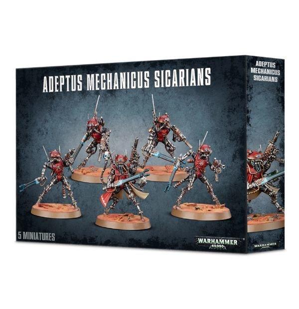 Adeptus Mechanicus Sicarian