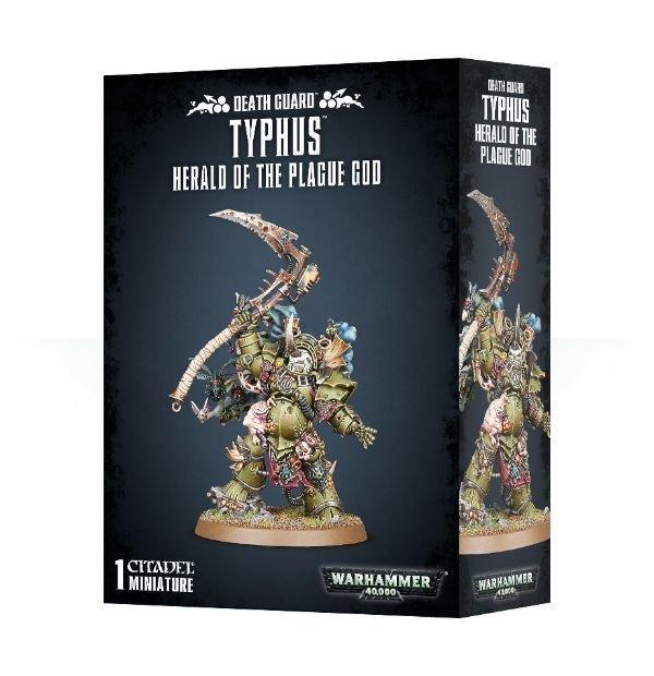 Death Guard: Typhus – Herald of Plague