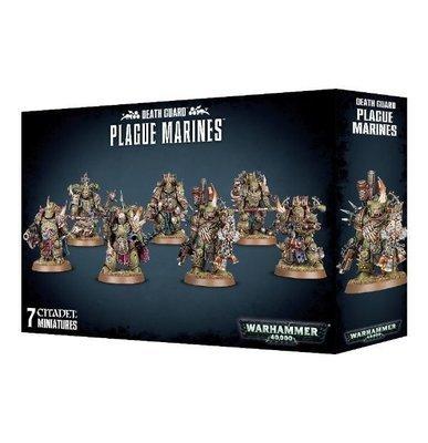 Death Guard Plague Marines