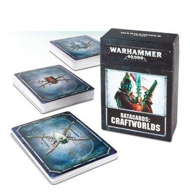 Data Cards: Craftworlds