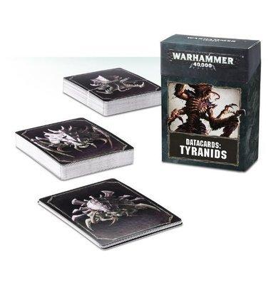 Data Cards: Tyranids