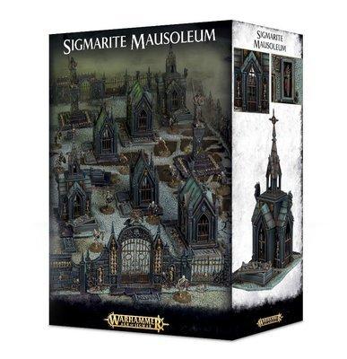 Sigmarite Mausoleum