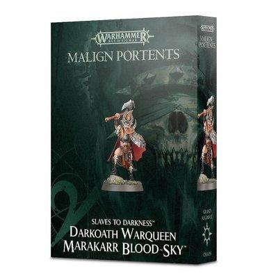 Marakarr Blood Sky – Darkoath Warqueen