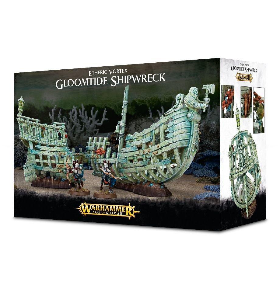 Etheric Vortex: Gloomtide Shipwreck