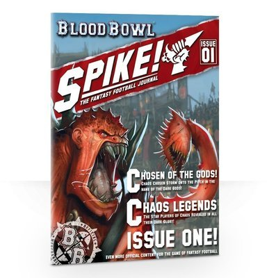Spike! Issue 1