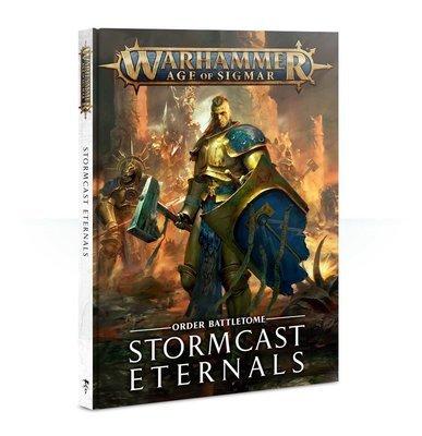 Stormcast Eternal: Battletome