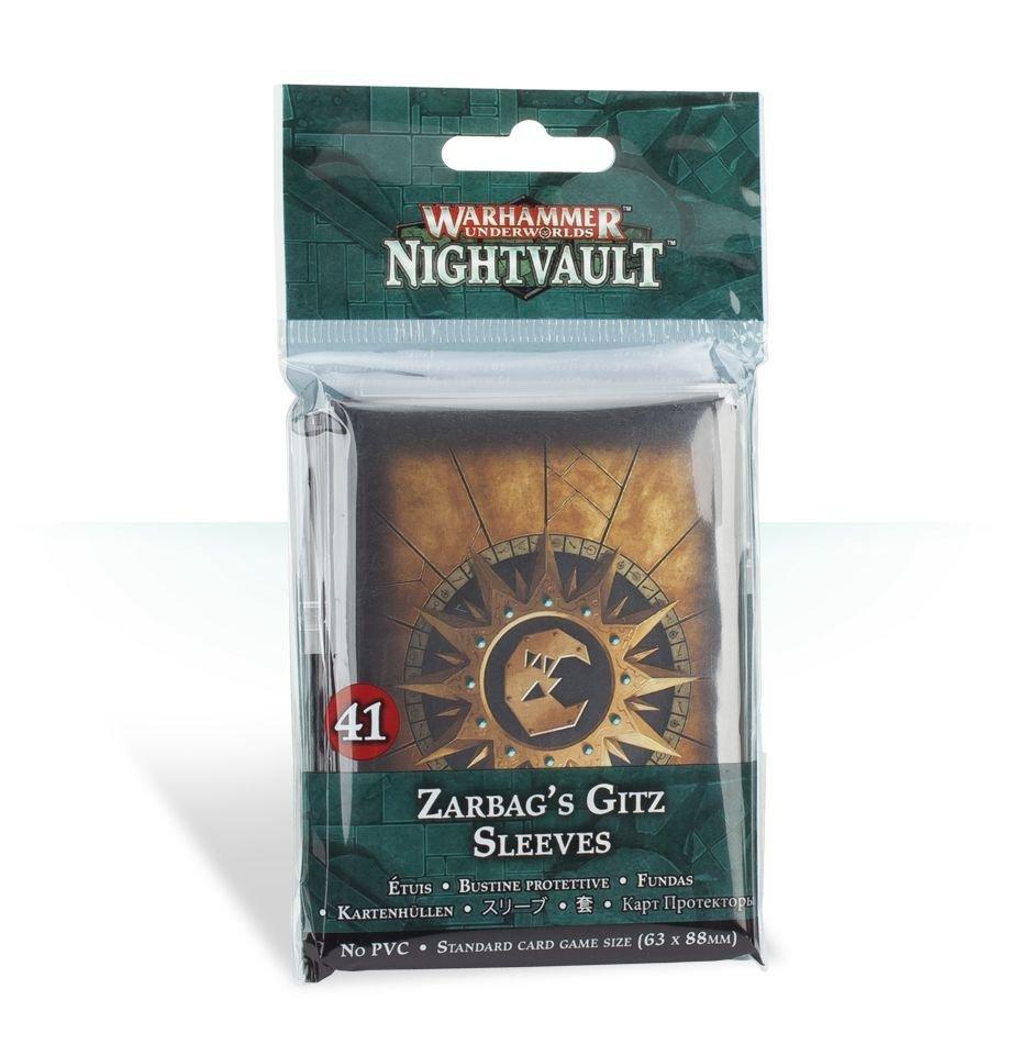 Zarbag's Gitz Sleeves