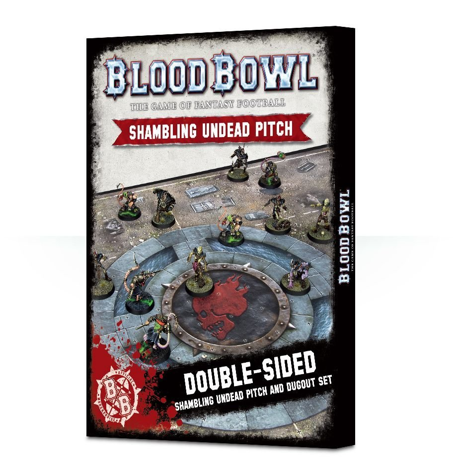 Blood Bowl: Undead Pitch
