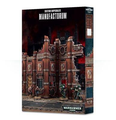 Sector Imperialis: Manufactorum