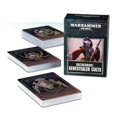 Data Cards: Genestealer Cult