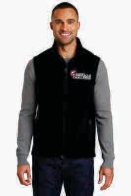 Mens Soft Shell COCS Vest