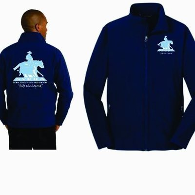 Mens Soft Shell NVRHA Jacket