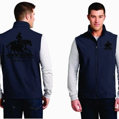 Mens Soft Shell NVRHA Vest