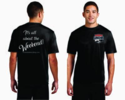 USCHA Performance T-Shirt