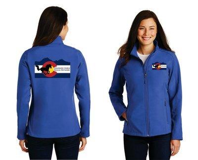 Ladies Soft Shell COVRHA Jacket
