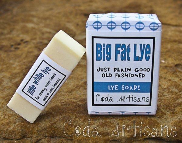 Big Fat Lye™ Soap