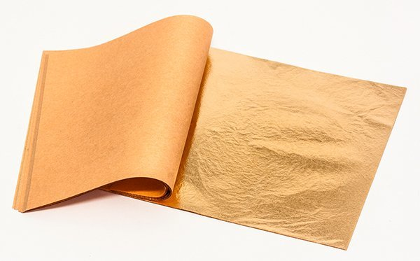 Copper Leaf  (genuine) 100pk