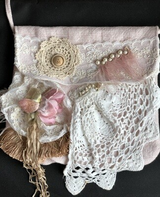 The Delicate Rose Handbag