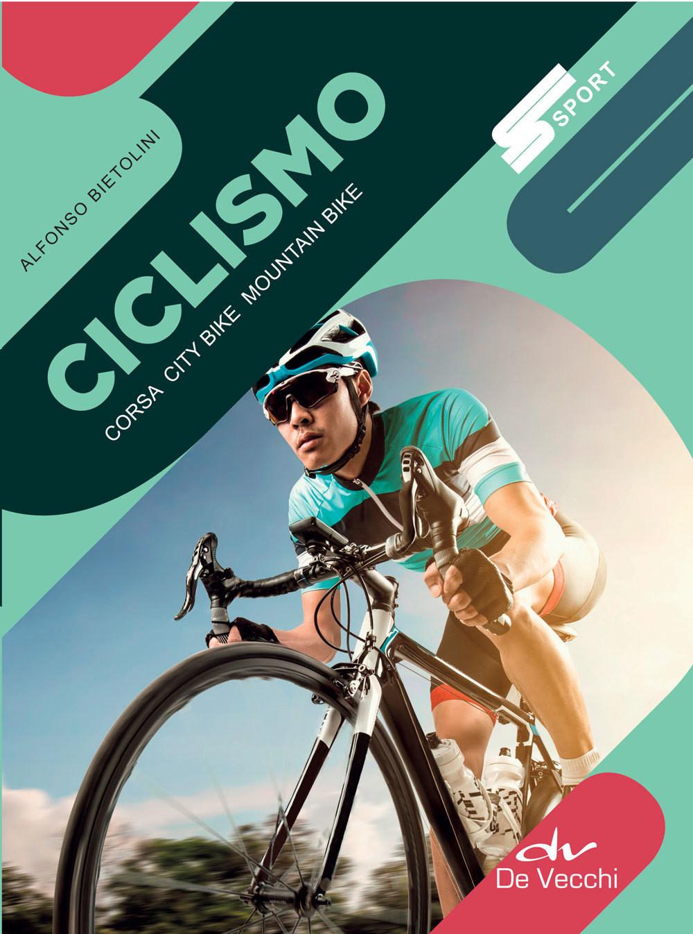 Alfonso Bietolini - Ciclismo. Corsa City Bike Mountain Bike