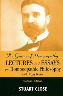 Genius of Homeopathy*