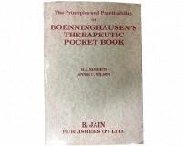 Boenninghausen's Therapeutic Pocket Book PART 1*