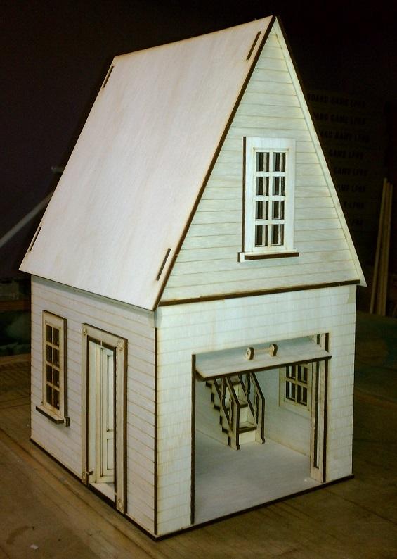 Dollhouse Garage 1 12 Scale