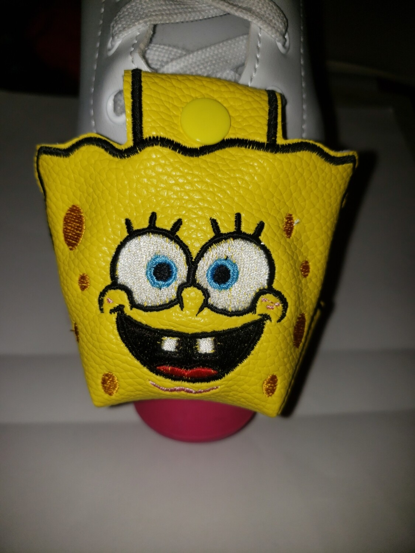 SpongeBob Toe guards - Handmade