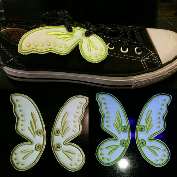Fairy wings #2 shoe wings customized