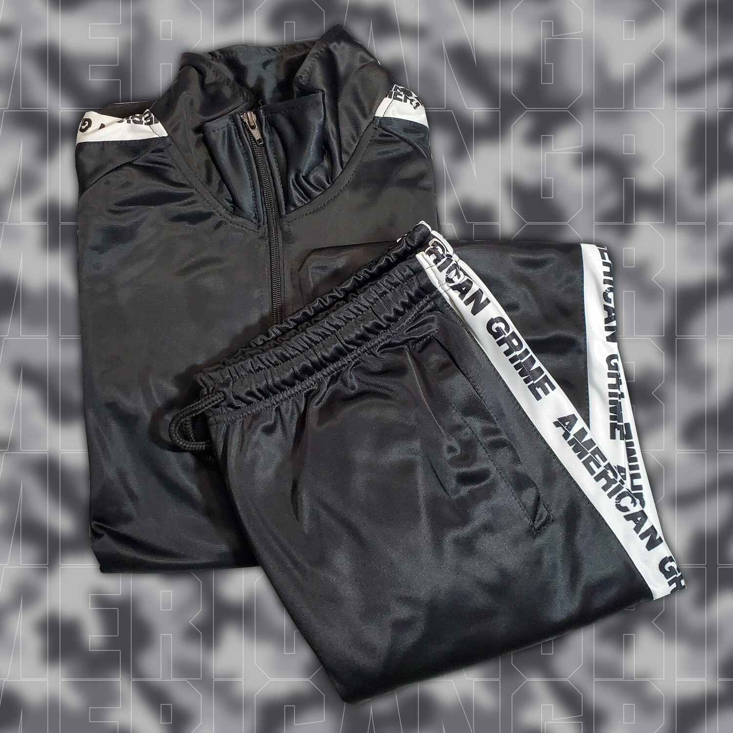 American Grime Track Suit